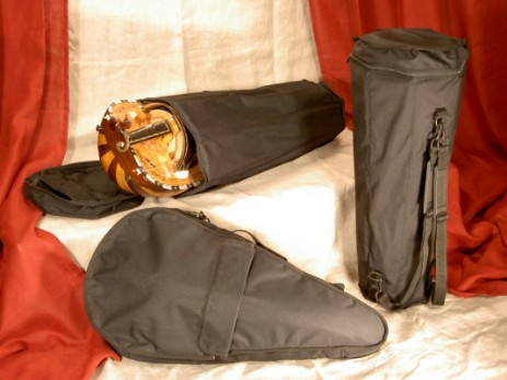 soft cases for lute-backs