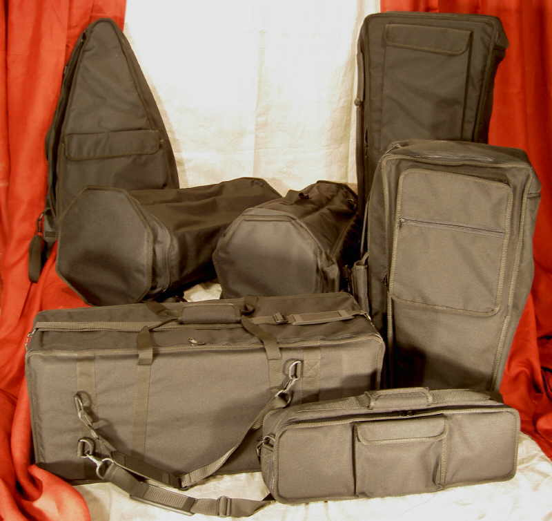 our gigbags for hurdy-gurdies